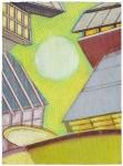 Série Ballard ministère de La Défense, pastel sur papier Fabriano Roma, 33 x 24,5 cm, 2010-2015