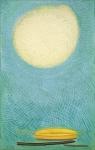 Toucher la Lune, pastel sur papier Fabriano, 84 x 54 cm, 1990.jpg